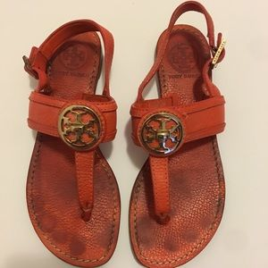 TORY BURCH Flat sandals size 6